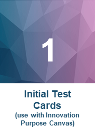 Initial test cards