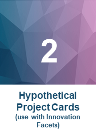Hypothetical project cards