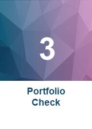 Portfolio check