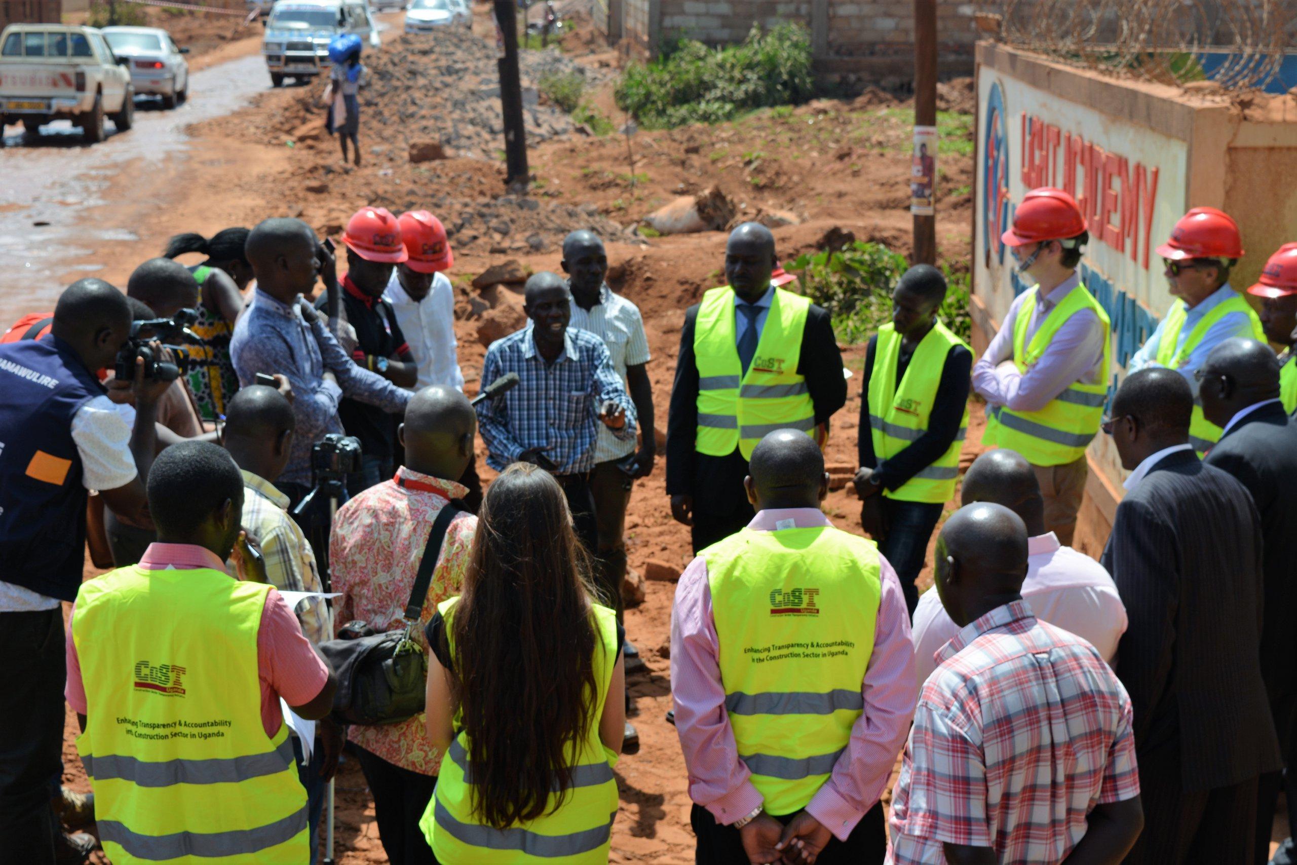 Amplifying resident voices for better infrastructure in Uganda ...