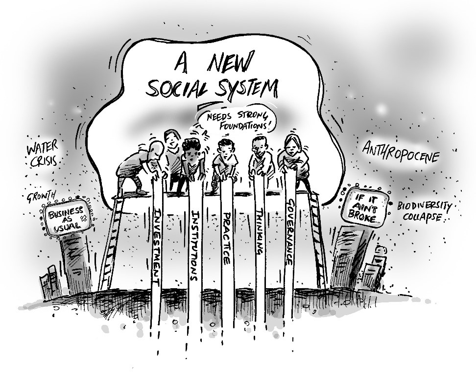 Photo of a New Social System